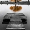 "WINTER'S REFLECTION -- Artist: Jim Walker Size: 12"" x 18"" Medium: Digital Media Price: $315.00"