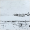 "BOUNTIFUL SNOW -- Artist: Rebecca Tombaugh Size: 14"" x 17"" Medium: Pen/Ink Price: $150.00"