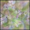 "THE LEGEND OF THE DOGWOOD -- Artist: Mary L Parks Size: 22"" x 15"" Medium: Watercolor Price: $300.00"