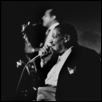 Big Joe Turner and Eddie Chamblee at Tramp's; New York City