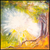 "TREE OF LIFE 8 -- Artist: Steven Schroeder Size: 24"" x 24"" Medium: Oil Price: $1,000.00"