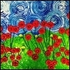 "REMEMBRANCE DAY -- Artist: Gary Walker Size: 18"" x 24"" Medium: Acrylic Price: SOLD"