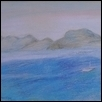 "THE ISLE OF CAPRI -- Artist: Dale Hartley Size: 10"" x 7"" Price: $350.00"