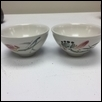 Baihe Lotus Ceramic Bowls