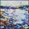 "TRANQUILITY -- Artist: Gloria Gale Size: 14"" x 17"" Medium: Acrylic Price: $175.00"