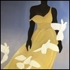"WHITE DOVES -- Artist: Karrie Marie Baxley Size: 30"" x 36"" Medium: Oil Price: $900.00"