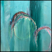"DELICACY -- Artist: Susan Kiefer Size: 16"" x 16"" Medium: Oil Price: $200.00"