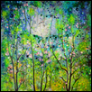"SPRINGTIME AGAIN -- Artist: Rho Albrecht Size: 18"" x 24"" Medium: Acrylic Price: $350.00 ***SOLD***"