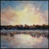 "LIGHT OF WARMTH -- Artist: C T (Fred) Hsia Size: 12"" x 10"" Medium: Watercolor Price: $380.00"