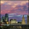 "COLORFUL SKYLINE -- Artist: Marianne Hamer Size: 24"" x 18"" Medium: Photography Price: $275.00"