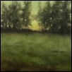 "SEPTEMBER MIST -- Artist: linda kinder Size: 11"" x 14"" Medium: Oil Price: $300.00"