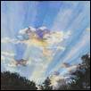 "MORNING AWAKENS -- Artist: Patricia Jessee Size: 18"" x 12.5"" Medium: Pastel Price: $350.00"