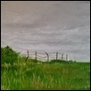 On the Fence - Flint Hills