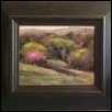"KANSAS COUNTRY SPRING -- Artist: Kimbell McCurry Size: 10"" x 8"" Medium: Oil Price: $590.00"