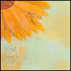 "WALKING ON SUNSHINE -- Artist: Judy Ladewig Size: 16"" x 20"" Medium: Mixed Media Price: $300.00"