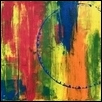 "ROUND ABOUT NOON -- Artist: Winnie Davis Size: 12"" x 12"" Medium: Acrylic Price: $100.00"