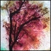 "FALL FOLIAGE -- Artist: Linda Van Der Hagen Size: 12"" x 18"" Medium: Watercolor Price: $200.00"
