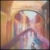 "BRIDGE OF SIGHS -- Artist: Sheila Jewell Size: 11"" x 14"" Price: $350.00"