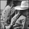 Ponytailed Cowgirls