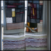 Curtain Collage (South Window)